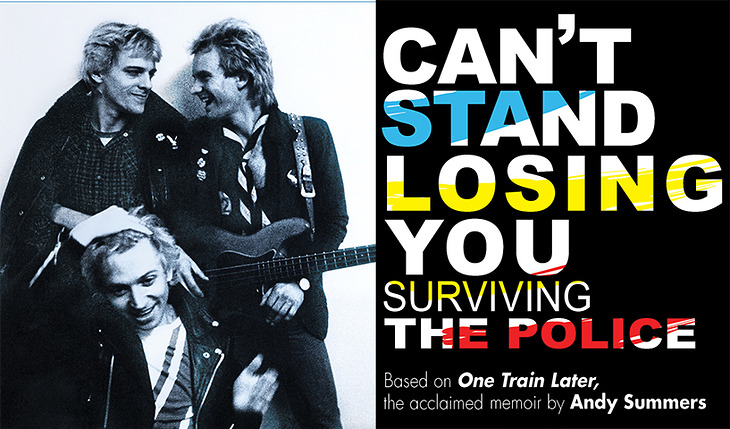 Stewart Copeland Can T Stand Losing You To Be Screened At Cinemas In Italy