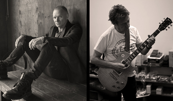 Andy Summers 2013